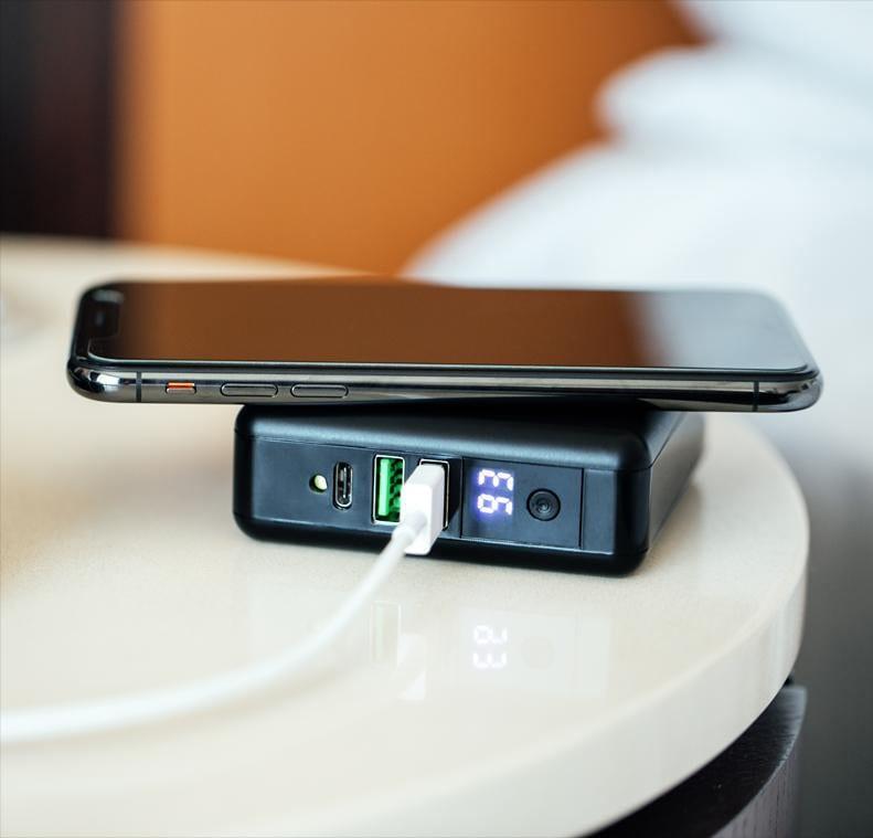 Wireless TravelCube